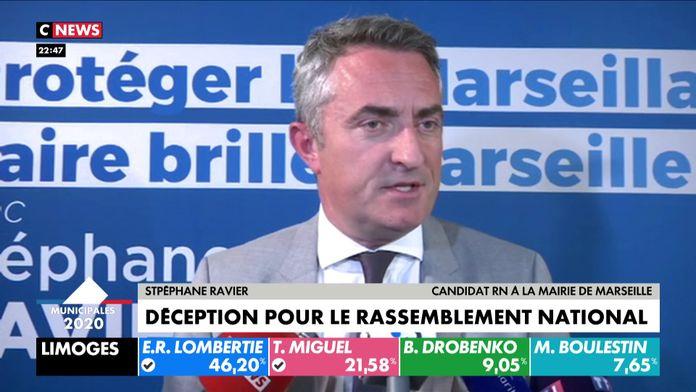 Stéphane Ravier : « c'est le coronavirus qui sort malheureusement vainqueur de cette consultation »