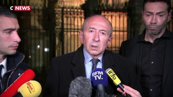 Gérard Collomb : sa déclaration