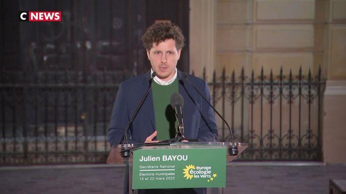 Julien Bayou : sa déclaration