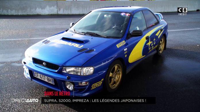 Supra, S2000, Impreza : les légendes japonaises !
