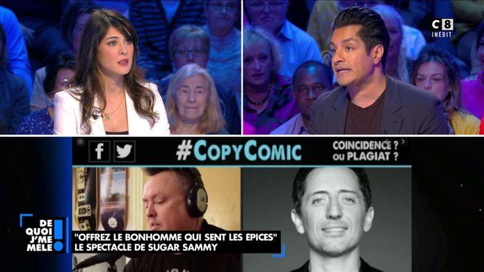 """Copycomic : Sugar Sammy s'exprime sur le sujet : """"Selon moi, c'est la seule limite de l'humour"""""""