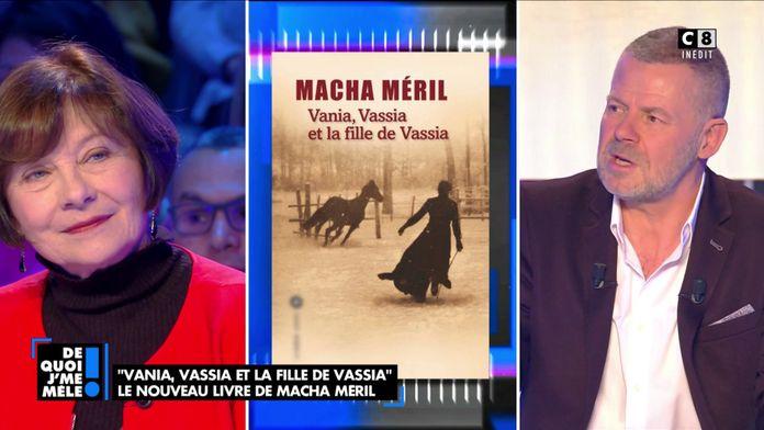 "Macha Méril au pays des Cosaques : ""Vania, Vassia et la fille de Vassia"""