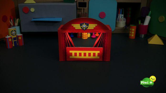 Un théâtre Sam le Pompier