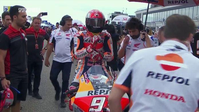 Pour tout savoir de la grille en MotoGP : Sport Reporter