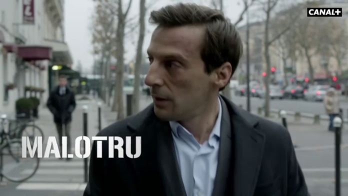 Mathieu Kassovitz est... Malotru (teaser)
