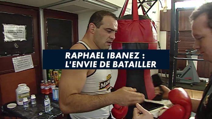 Raphaël Ibañez : l'envie de batailler : Canal Rugby Club