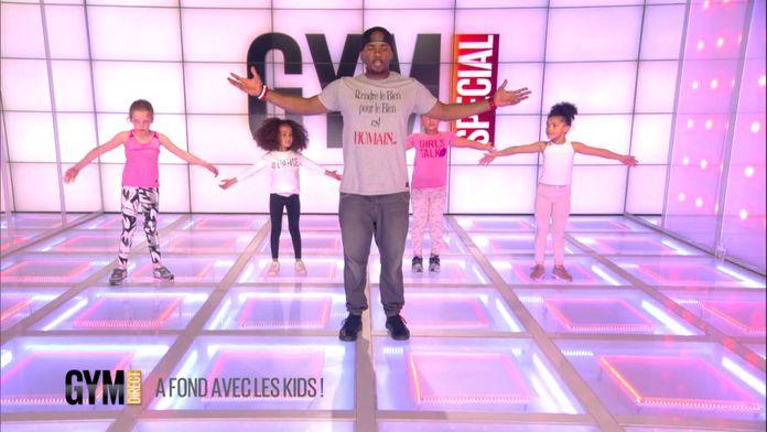 A FOND LES KIDS ! - Episode 1 : Gym Direct - 25/03/2020