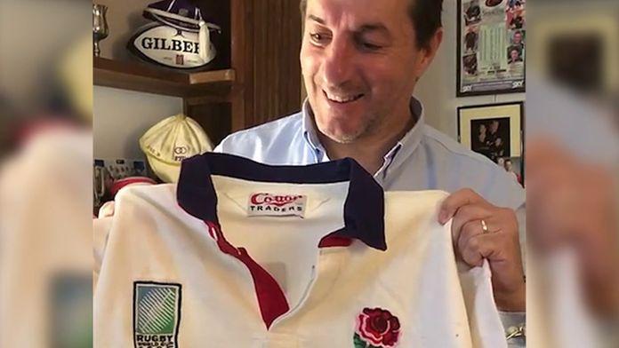 Philippe Sella légende du rugby : Souvenir de joueur