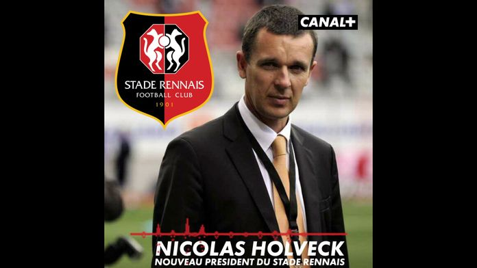 Itw de Nicolas Holveck, nouveau président du Stade Rennais : Ligue 1 Conforama
