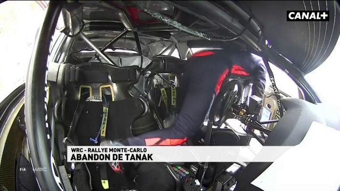 Grosse frayeur et Hyundai détruite : Souvenir WRC Monte Carlo