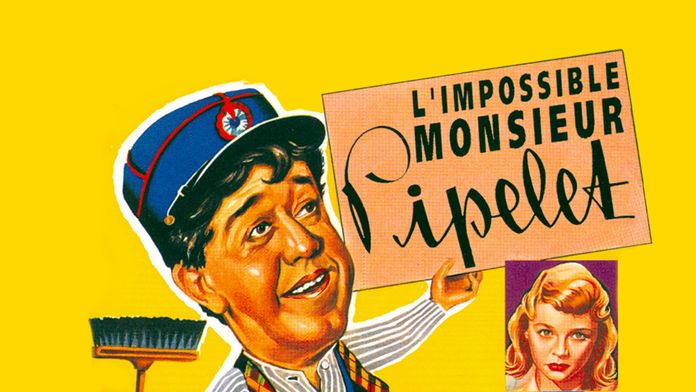 L'impossible monsieur Pipelet