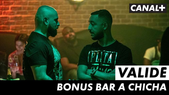 "Bonus ""Bar à chicha"""