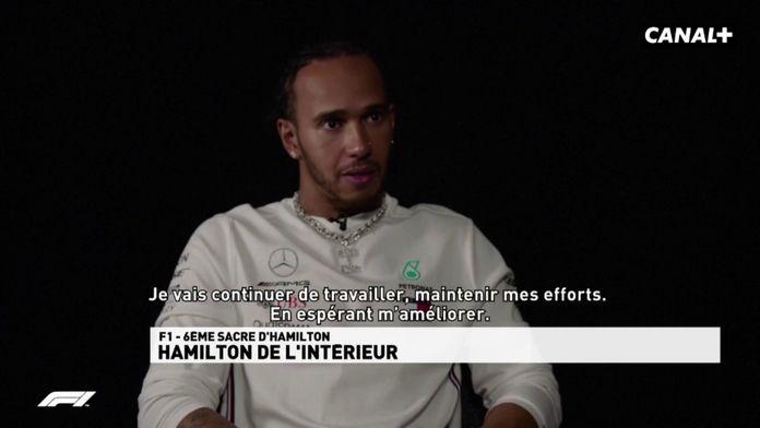 Lewis Hamilton de l'intérieur : Rétro Formule 1