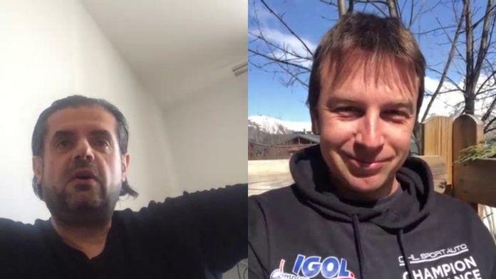 Discussion avec... Yoann Bonato : Rallye