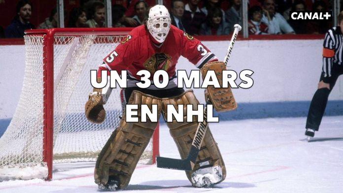 Un 30 mars en NHL : Sport américain