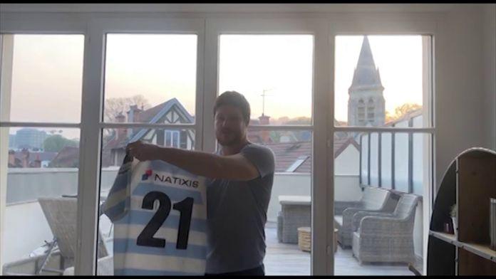 Henry Chavancy nous parle de son premier maillot chez les pros : Un maillot, un souvenir