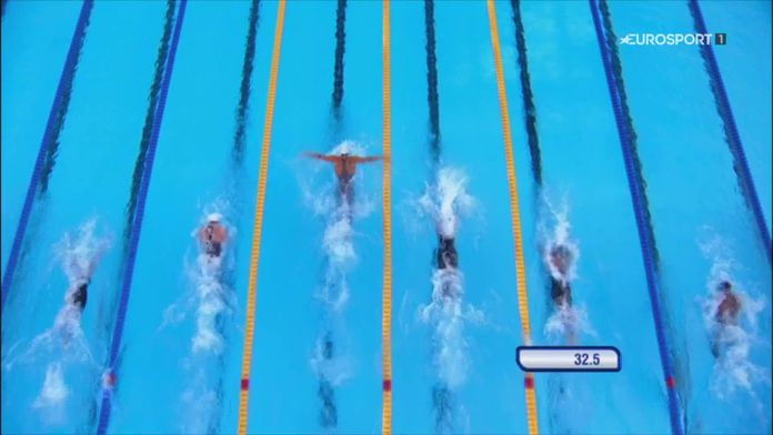 Michael Phelps Vs Sharks