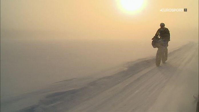 James Cracknell : Le Marathon des neiges