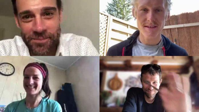 Emission Spéciale Trail / Ultra-Trail : Camille Bruyas, Grégoire Curmer et François d'Haene racontent leur confinement