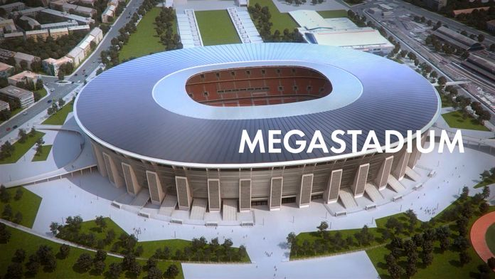 Megastadium : le tour d'Europe