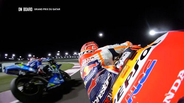 ON BOARD - Grand Prix du Qatar 2019 : MotoGP