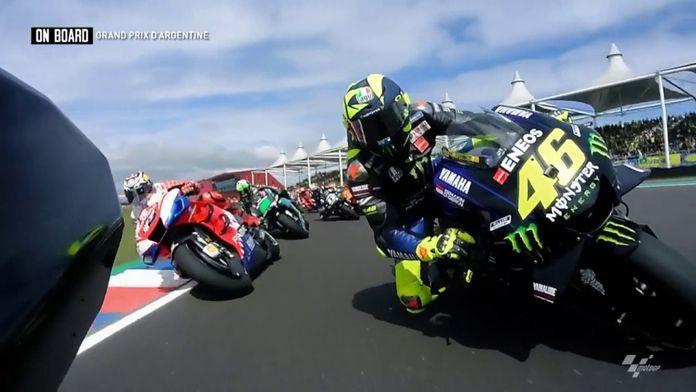 ON BOARD MotoGP - Grand Prix d'Argentine 2019 : MotoGP