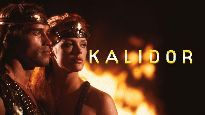 Kalidor, la légende du talisman