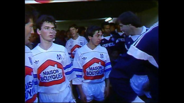 Le retour d'Alain Giresse à Bordeaux sous le maillot marseillais : Histoire du championnat de France de football