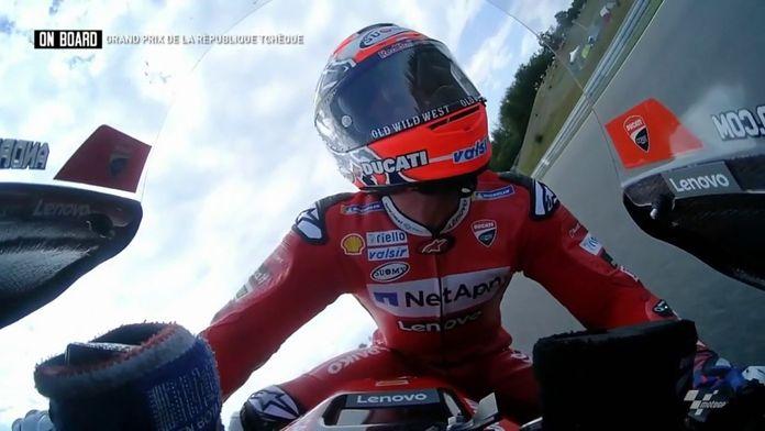 ON BOARD MotoGP - Grand Prix de République Tchèque 2019 : MotoGP