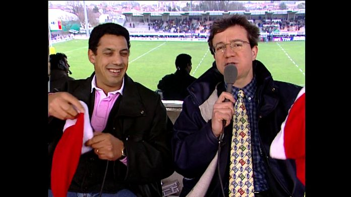 Les moments inoubliables du rugby sur CANAL+ : Sport - Rugby