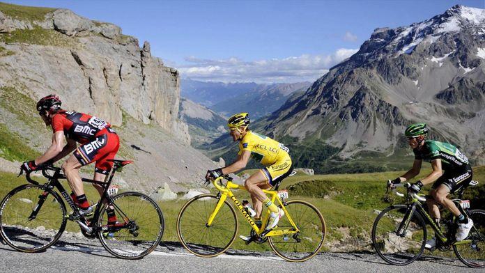 18e étape : Pignerol (Ita) - Serre-Chevalier (200,5 km)