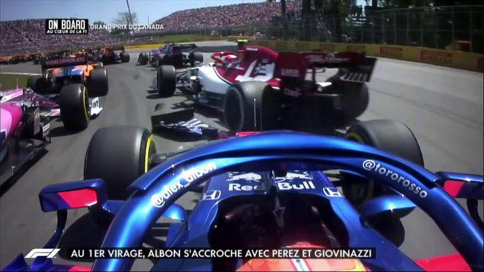 ON BOARD - Grand Prix du Canada 2019 : ON BOARD - Au coeur de la F1