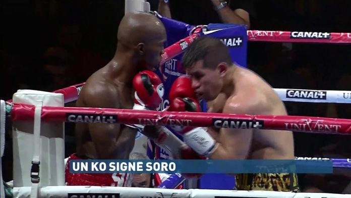 Un KO signé Soro !!! : L'art du KO