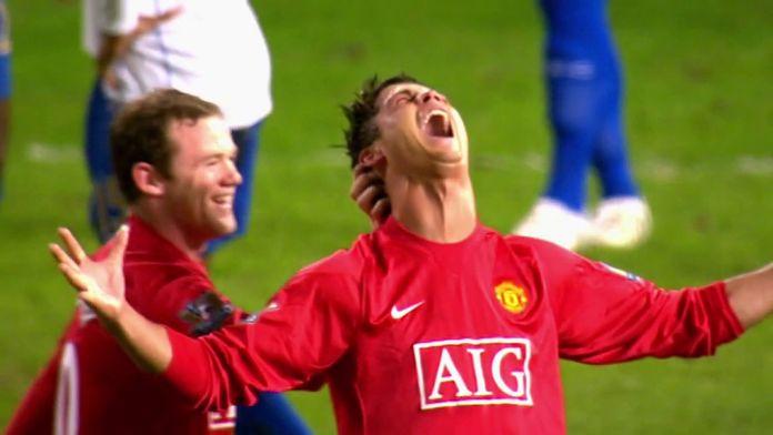 Les légendes de Premier League : Cristiano Ronaldo : Football - Rétro