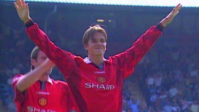 Les légendes de Premier League : David Beckham : Football - Rétro
