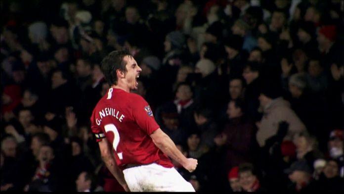Les légendes de Premier League : Gary Neville : Rétro - Football