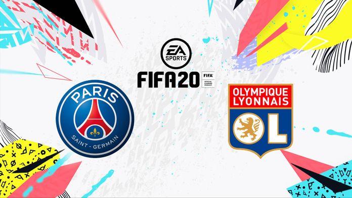 Mag. Sport - Paris-SG / Lyon