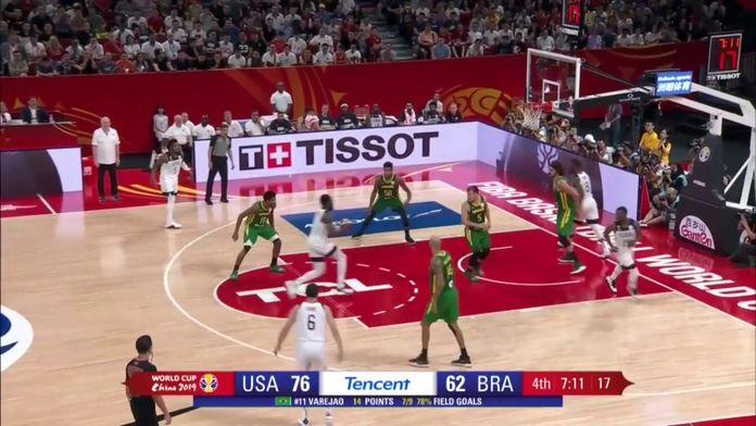 Coupe du Monde FIBA 2019 - Le Top 5 du jour : Rétro - Basketball