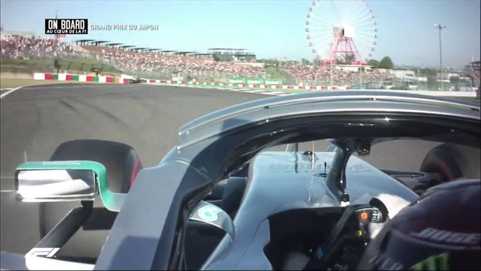 ON BOARD - Grand Prix du Japon 2019 : ON BOARD - Au coeur de la F1