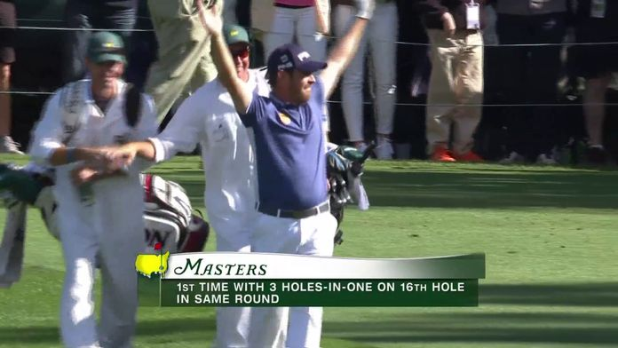 L'incroyable trou en un de Louis Oosthuizen : Masters 2016