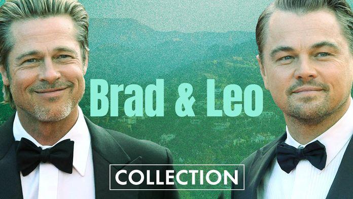 Brad et Leo