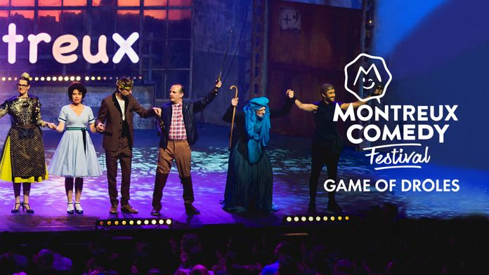 Montreux Comedy Festival Game of Drôles