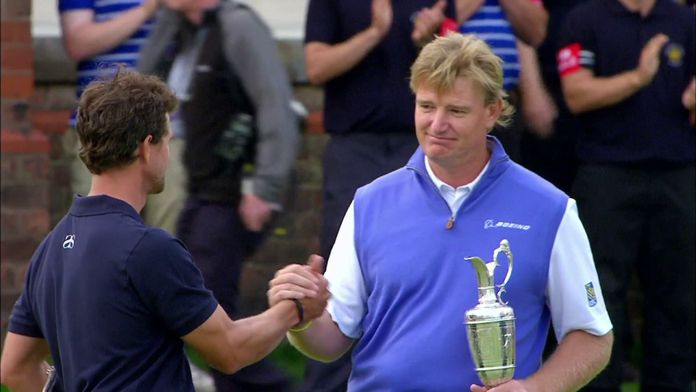 Le film officiel de l'édition 2012 au Royal Lytham & St Annes : The Open