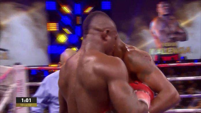 Youri Kalenga Vs Yunier Dorticos : Championnat WBA des lourds légers
