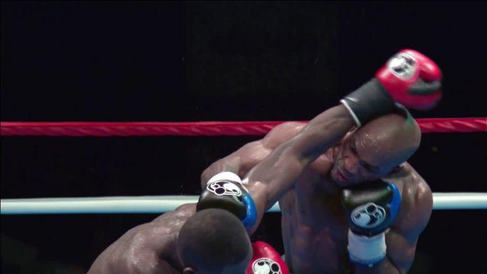 Michel Soro détruit son adversaire : Boxe