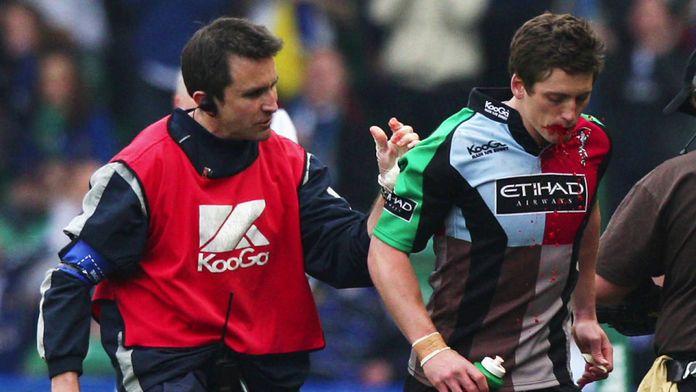"""Le """"Bloodgate"""" a 11 ans aujourd'hui ! Retour sur l'une des heures les plus sombres du rugby ! : Late Rugby Club"""