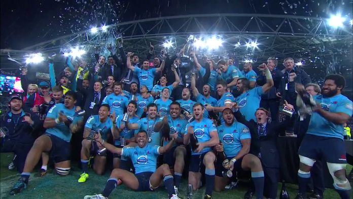 SuperRugby : le meilleur de l'année 2014 : Retro - Rugby