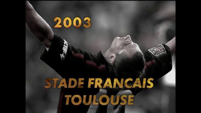 Retour sur la finale 2003 du championnat de France de rugby à XV : Rugby - Retro