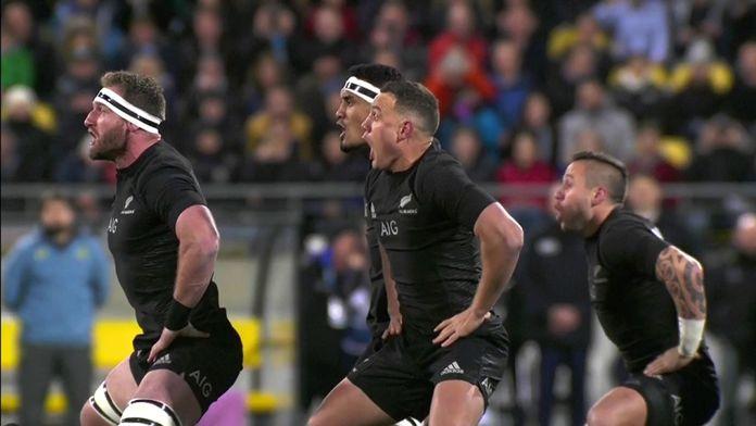 Retour sur l'incroyable campagne des All Blacks lors du Rugby Championship 2016 : Retro - Rugby