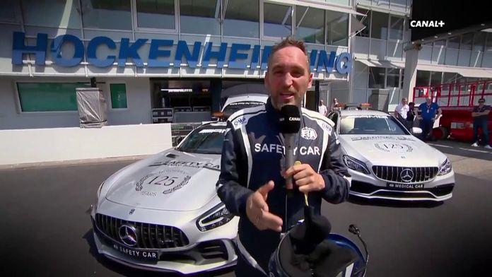 Le Tour de Franck en Safety car : Le meilleur de la Formule 1